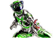 宇宙戦隊キュウレンジャー カメレオングリーン