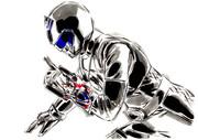 宇宙戦隊キュウレンジャー ヘビツカイシルバー