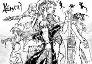 【Kenshi】きりたんが荒野を征く【東北家】