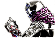 宇宙戦隊キュウレンジャー ヘビツカイメタル