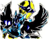 宇宙戦隊キュウレンジャー ペガサスカジキイエロー