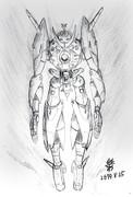 決戦型MS「ガンダム-ボールクラーノ」