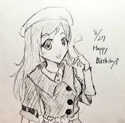 せつなちゃん誕生日おめでとう!
