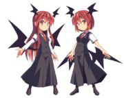 小悪魔さん前進翼タイプ、後退翼タイプ
