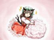 毛玉と化け猫