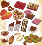 チョコレートセット(カカオ付)ver1.0