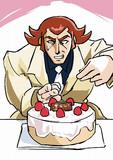 非行少年はケーキを3等分にできないらしい