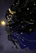 夜の女王様