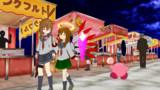 【RAY-GO SEIGA FESTIVAL Vol.5】お祭りを楽しむゼナちゃん達