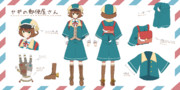 ヤギの郵便屋さん/ニコラ・テスラ