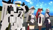 【ガンこレーン】ユニオン艦隊''心の意思を力に''エディ・ライラック【ジム鎮】