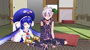 【おたまん・flower】※花ちゃんは女の子です【MMDイラスト】