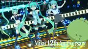 Miku 12th Anniversary
