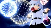 明石「お祭りっぽいの一枚ください!」【RAY-GO静画祭Vol.5】