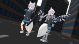MMD改造モデル『首輪付き』配布します!!