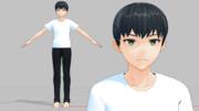 VRoid_青年_Tシャツ