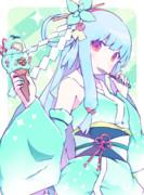 チョコミント姫