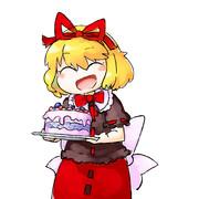 ケーキ作ったよ