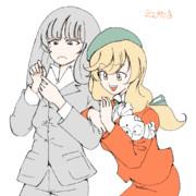 ちくちょーやめろー!!!