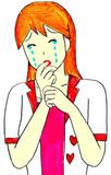 泣きっ面レフィア
