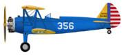 ボーイング ステアマン PT-17
