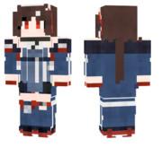 インディペンデンス アズールレーン Minecraft Skin