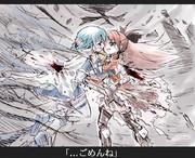 まどか☆マギカ:BAD END「...ごめんね」