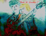 コスモポリタンロッカリアン ロンドン、ピカデリーサーカスで
