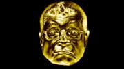 黄金と化したロバート・ムガベ