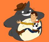 Woody&Totoro