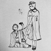 5分スケッチ 19/9/7