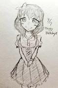ままゆ誕生日おめでとう!