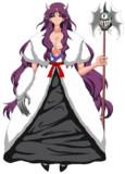 どこかの邪教の巫女っぽいオーマドーラ