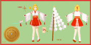 ジャパン式聖女スタイルジャンヌ