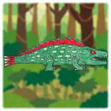 『生きた化石』ピラザウルス