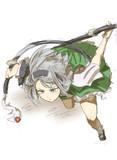 ワンドロ:魂魄妖夢