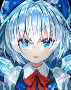 氷の妖精さん