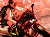 バイク通学