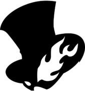 【スマブラ】ペルソナ5のシンボルマーク