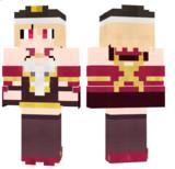 ライプツィヒ アズールレーン Minecraft Skin