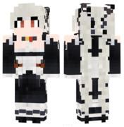 フォーミダブル アズールレーン Minecraft Skin
