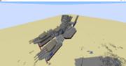 約1/2ヘビィ・フォーク級陸上戦艦制作過程報告