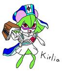 キルリア(小さな賢者マロン衣装)