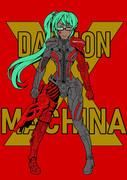 神楽すず×DAEMON X MACHINA