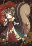 プニプニほっぺのリス少女