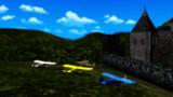 PA-18…渓谷等狭い空域の低速飛行に定評ありなのか???