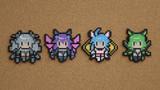 激ノワの四女神