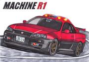R34 GT-RをベースにしたマシンRS-1