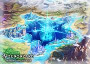[仕事絵]【ZENONZARD】ポセイド