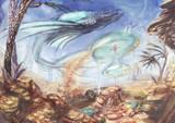 浮遊魚の巣